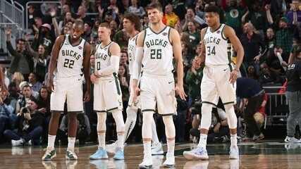 Melhores momentos de Milwaukee Bucks 117 x 89 Indiana Pacers pela NBA