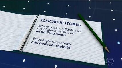 Bolsonaro edita MP que altera regras para a escolha de reitores de universidades federais