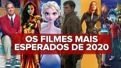 Agenda dos cinemas: veja filmes mais aguardados de 2020