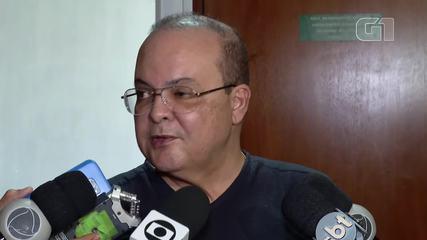 Aumento da PM, Polícia Civil e Bombeiro está a cargo do presidente Bolsonaro, diz Ibaneis
