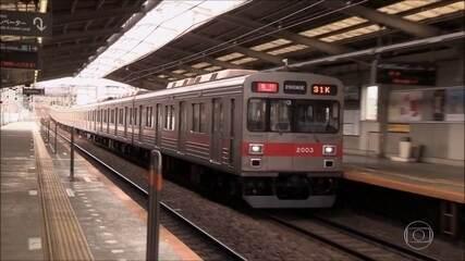 Japão tem museu dedicado para o transporte sobre trilhos