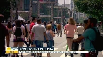 Divulgada uma pesquisa sobre a maior virada do ano da capital de SP