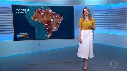 São Paulo corre risco de chuva forte