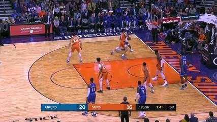 Melhores momentos: Phoenix Suns 120 x 112 New York Knicks, pela NBA