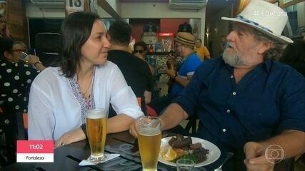 Ravioli conhece receita afetiva no berço do samba carioca