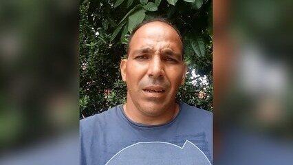Rodrigo Ramos sofre acidente de carro e tranquiliza familiares e amigos em vídeo; veja