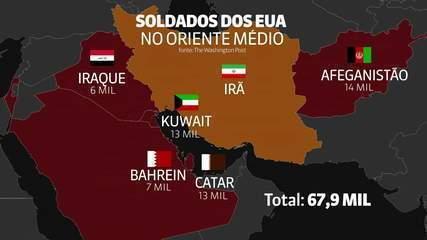 Entenda a crise entre Irã e EUA depois de morte de Soleimani