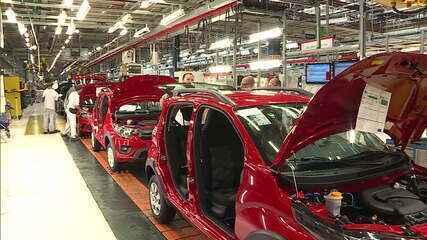 Produção de veículos cresce 2,3% em 2019