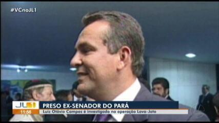 PF prende ex-senador em investigação sobre suspeita de caixa 2 do governador do Pará