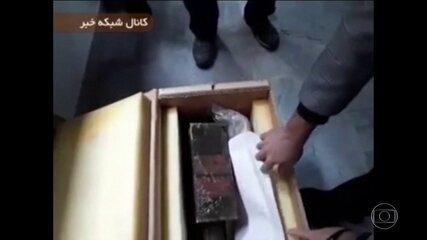 Irã apresenta caixas-pretas do avião que caiu e deixou 176 mortos
