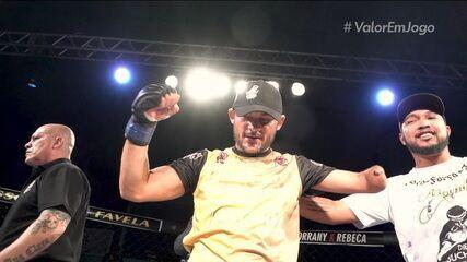 Dias de luta - A história do atleta de MMA que luta com apenas um dos braços