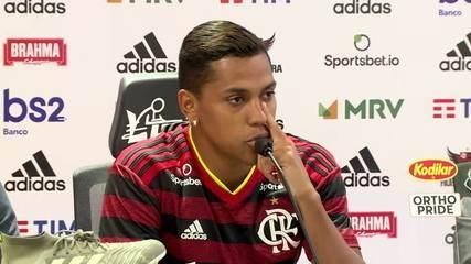 Pedro Rocha diz que escolheu o clube que o coração mandou