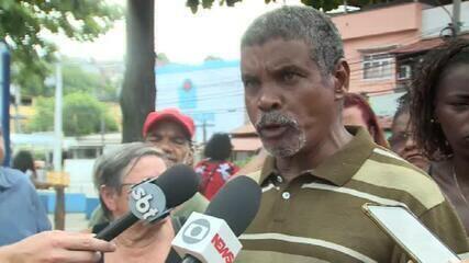 Avô fala sobre os dois netos eletrocutados em São Gonçalo