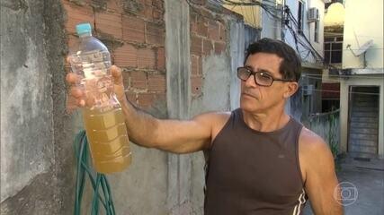 Problema na qualidade da água no Rio causa corrida a mercados por água mineral