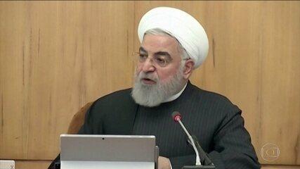 Presidente do Irã rejeita proposta de Trump de novo acordo nuclear