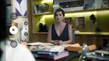 Helena está à procura de Téo em 'Salve-se Quem Puder'