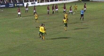 Os gols de Picos 2 x 1 River-PI pela primeira rodada do Campeonato Piauiense 2020