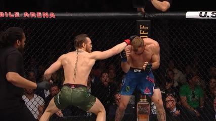 Melhores Momentos de Conor McGregor x Donald Cerrone no UFC 246, no dia 18/01/2020.