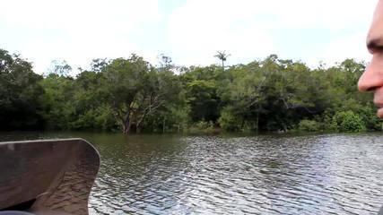 Ilha com mais de 24mil hec é recuperada por Batalhão em Candeias do Jamari, RO
