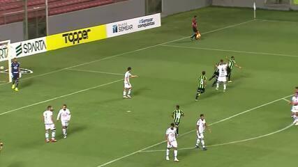 Veja os gols de América-MG 2 x 2 Caldense pela 1ª rodada do Campeonato Mineiro