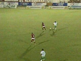 Guarani vence o Potiguar por 4 a 0 em 2006