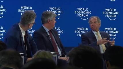 'Mudanças climáticas ameaçam humanidade', alerta secretário-geral da ONU em Davos