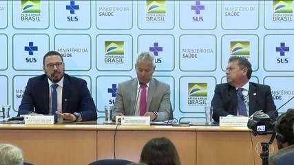 Ministério da Saúde reitera que não há caso de coronavírus no Brasil