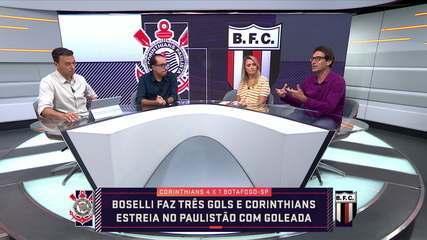 Comentaristas aprovam início de temporada do Corinthians em 2020