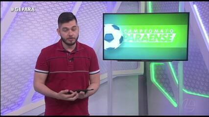 Assista ao Globo Esporte Pará deste sábado, na íntegra - 25/01/2020