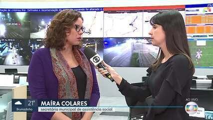 Defesa Civil confirma 30 mortes em Minas Gerais em decorrência da chuva