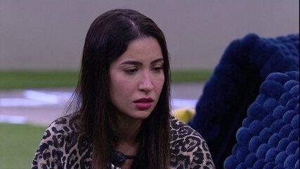 Bianca sobre Rafa: 'Eu não quero mais chamar para conversar'