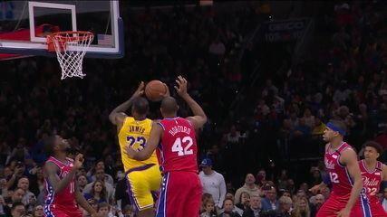 LeBron James ultrapassa Kobe e é terceiro maior pontuador de todos os tempos da NBA