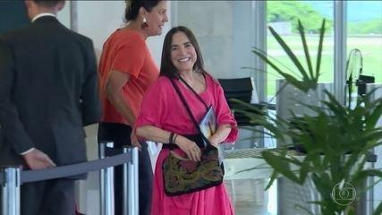 Atriz Regina Duarte aceita convite para assumir a Secretaria de Cultura