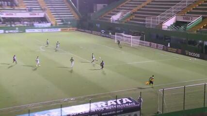 Melhores momentos de Chapecoense 0 x 1 Juventus