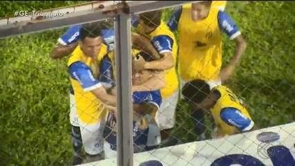 URT vence Caldense em casa e entra no G-4 do Campeonato Mineiro