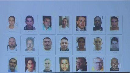 Ministério da Justiça publica lista dos criminosos mais procurados do país