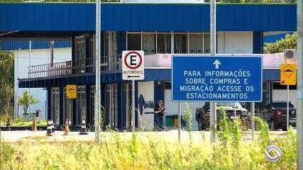 Postos da Receita Federal em fronteiras do RS não funcionarão mais à noite