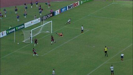 Os gols de Bahia 1 x 1 Jacuipense pelo Campeonato Baiano