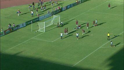 Melhores momentos de Bahia 1 x 1 Jacuipense pelo Campeonato Baiano