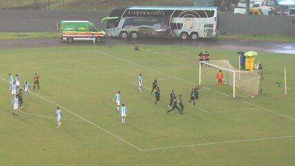 Veja os gols de Londrina 2 x 3 Coritiba, pela quinta rodada do Paranaense