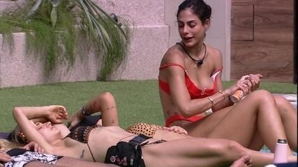 Mari fala para Bianca: 'Alguém tá manipulando'