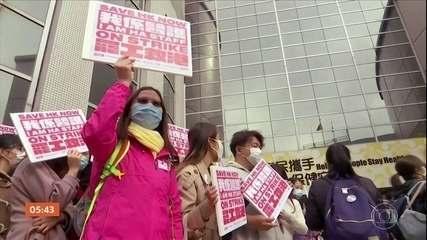 Hong Kong confirma a primeira morte causada pelo coronavírus