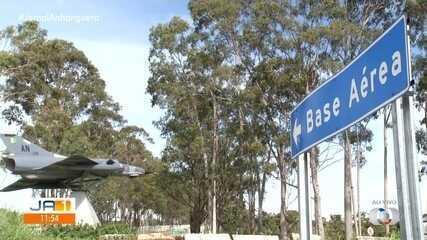 Governo vistoria base em Anápolis cotada para quarentena de brasileiros que estão na China