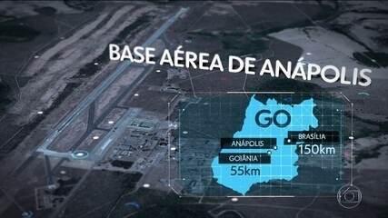 Brasileiros que estão em Wuhan devem ficar de quarentena em Goiás