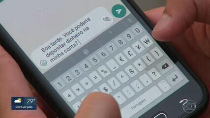 Polícia alerta para aumento de casos de golpes pelo WhatsApp