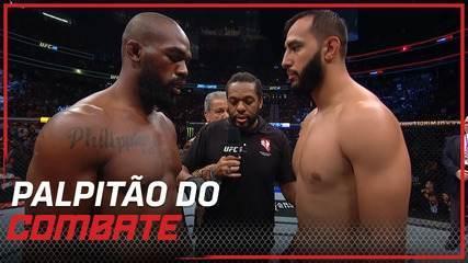 Palpitão do Combate: UFC 247