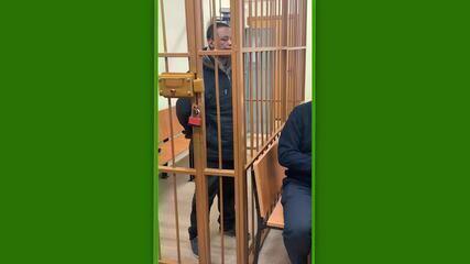 Robson Nascimento Oliveira, ex-motorista do jogador Fernando, preso na Rússia