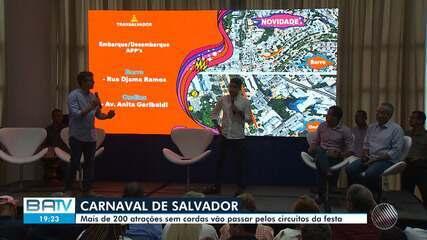 ACM Neto anuncia novidades para o Carnaval de Salvador 2020