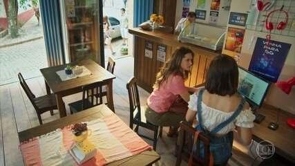 Luna deseja ir para São Paulo após descobrir informações sobre sua mãe
