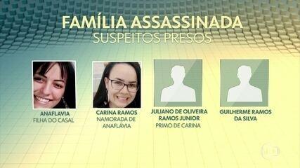 Polícia prendeu homem que não tem ligação com caso da família assassinada no ABC Paulista